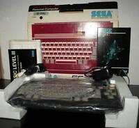 SEGA SC-3000 PERSONAL COMPUTER SN H1119861 USATO VERSIONE ITALIANA PAL GS4 50234