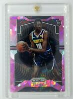 2019-20 Panini Prizm Pink Ice Bol Bol Rookie RC #282, Denver Nuggets