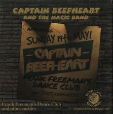 CAPTAIN BEEFHEART- AT FRANK FREEMAN'S DANCE CLUB - LP PURPLE VINYL COPY # 170
