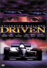 Brand New DVD Driven Sylvester Stallone Burt Reynolds Kip Pardue Til Schweiger