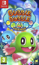 Bubble Bobble 4 Friends (Switch)  BRAND NEW AND SEALED - QUICK DISPATCH