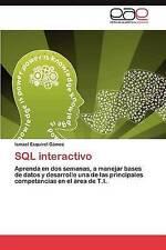 SQL Interactivo by Esquivel Gamez Ismael (Paperback / softback, 2011)