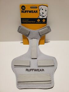 P1 Ruffwear Core Cooler Cooling Chest Panel Gray Size XS