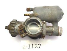 ZÜNDAPP 175 S'56-Carburateur Bing 2/24/46