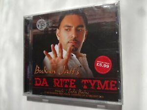 BUKAN JATT ~ DA RITE TYME ~ Bhangra Punjabi CD ~ inda bains ~ 2008 ~ new