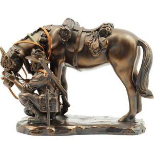 The Walers Mate Light Horse Miniature Figurine