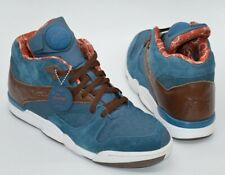 New Reebok Pump Court Victory Cowboy and Indian Demin/Leather sz 12 Rare Retro