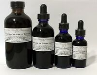 Green Coffee Tincture / Extract - Chlorogenic Acid, Multiple Sizes
