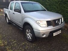 Extended/Double Cab Navara 4x4 Commercial Vans & Pickups