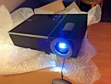 Dell 1510X HDMI 1080p Projector- 3500 lumens!New Lamp!