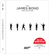 The James Bond Collection [New Blu-ray] Boxed Set