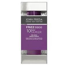 John Frieda Frizz Ease 10 Day Tamer Pre-Wash Treatment 150 ml NEW BOXED