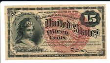 FR1267 15c US Fractional Currency