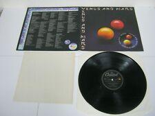 RECORD ALBUM WINGS VENUS & MARS 566