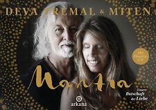 Deva Premal, Miten - Mantra - Mit Mantra-CD: Unsere Botschaft der Liebe