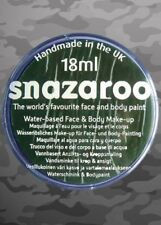 Snazaroo Dark Green Army Facepaint