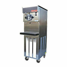 Saniserv Model A414 Air Cooled Floor Model Shake Machine