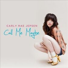 FREE US SHIP. on ANY 2 CDs! ~Used,VeryGood/Good CD Carly Rae Jepsen: Call Me May
