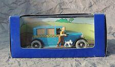 Voiture TINTIN Atlas réf. 004. Le taxi de Tintin en Amérique