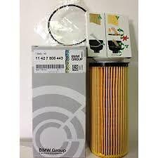 Oil Filter Diesel Genuine BMW 3 series E90 E92 E93 F07 F10 X5 E70 X6 11427808443