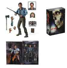 Evil Dead 2 LA CASA Action Figure – Bruce Campbell Ultimate Ash NECA deluxe box