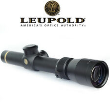 Leupold  Rifle Scope Duplex 1.5-5x 20mm VX-III Reticle Matte HD Glass Fast Post