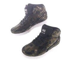 Nike Mens 8 Air Python Prm Premium Men Basketball Shoes 705066 002 Black Snake