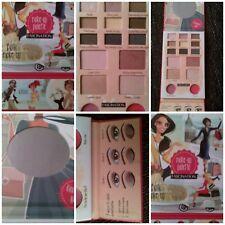 Make up Organizer Palette Eyeshadow Highlighter Balm & Blush 15 Farben Spiegel