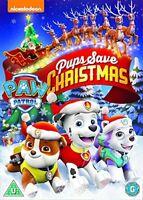 Paw Patrol: Pups Save Christmas [DVD][Region 2]