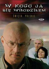 W kogo ja sie wrodzilem (DVD) 2001 Krzysztof Kolberger POLSKI POLISH