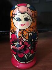 vintage German Wooden hideaway Dolls