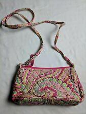 VERA BRADLEY Pink Paisley Floral Purse Handbag