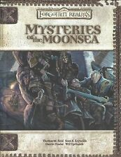 Dungeons & Dragons 3.0/ 3.5 Edition Forgotten Realms Mysteries of the Moonsea