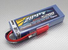 New Zippy 5200mAh 2S 7.4v 30C 40C Hardcase Lipo Battery Pack ROAR ExMax RC Car
