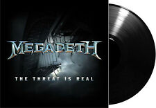 "MEGADETH 12"" THE THREAT IS REAL - RECORD STORE DAY 2015 - LIMITED EDITION Vinyl"
