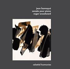 Jean Barraqué: Sonate Pour PIano—Roger Woodward