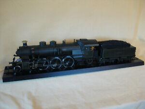 Märklin 55005 Schlepptender-Dampflokomotive mit echtem Dampfantrieb   Spur 1