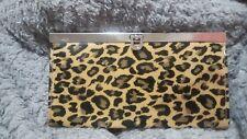 Wallet Cheetah Print