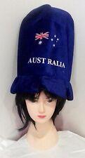 Australian Flag Tall Top Hat Aussie Party