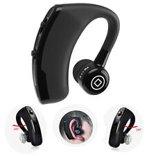 Wireless Stereo Bluetooth Headset Headphone For Samsung Galaxy S6 S5 Note 5 4 3