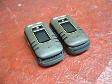 Lot of 2: Motorola Nextel iDEN i680/686 *RUGGED* DIRECT TALK* PTT Parts & Repair