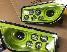 2014-2018 POLARIS GENERAL 1000 - LIME SQUEEZE LED HEADLIGHTS