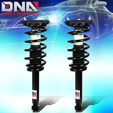 FOR 2000-2004 INFINITI I30 I35/NISSAN MAXIMA PAIR REAR COIL SPRING SHOCK STRUTS
