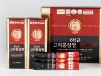 [Korean Ginseng] 6 Years Korean Red Ginseng Extract 365 Stick - 10g x 30Sticks