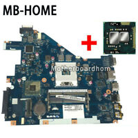 PEW71 LA-6582P MBR4L02001 Main board for acer 5742 motherboard HM55 free cpu