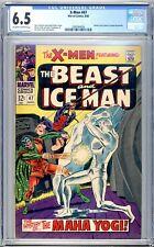 X-Men #47 - CGC Graded 6.5 (FN+) 1968 - Silver Age