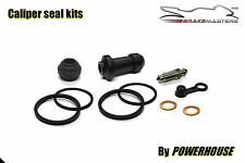 Suzuki AN 400 Burgman front brake caliper seal repair kit 2007 2008 2009 non ABS