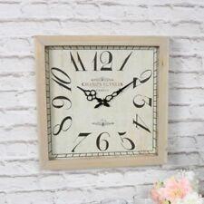 Orologi da parete quadrato marrone 12 ore