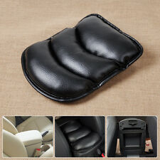 CAR SUV ARMREST ARM REST CENTER CONSOLE TOP MAT LINER PAD CUSHION SUPPORT BLACK