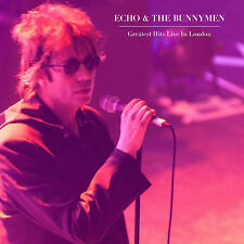 Echo and The Bunnymen - Greatest Hits Live in London Vinyl LP Secret
